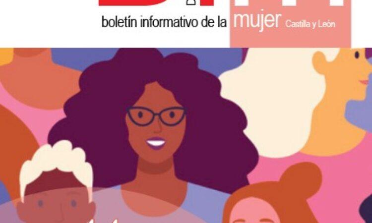 Boletín Informativo de la Mujer n.44 (Fecha: 22 de Octubre 2021)