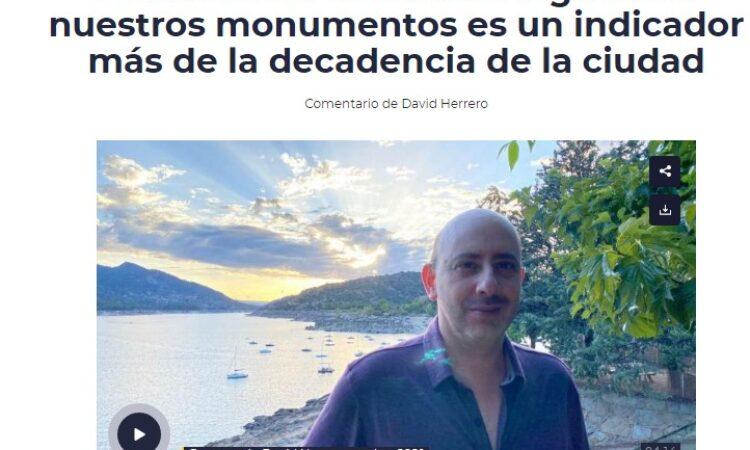 Comentario de opinión de David Herrero sobre la actualidad abulense de octubre en SER Ávila