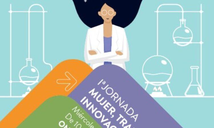 Jornada telemática: Mujer, Trabajo, Innovación y Ciencia 21/22 UEMC (Fecha: 20 de octubre de 10:30 a 13:45 y de 16:30 a 18:30 horas)