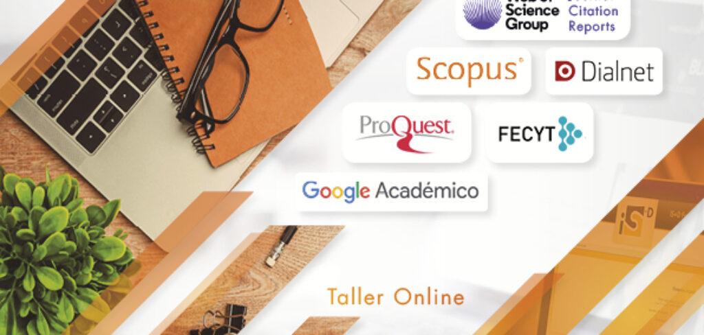Taller Online: Elaboración y Presentación de Artículos Científicos, de la Fundación iS+D, con descuento para los/as colegiados/as de Copyscyl (Fecha: 25 de octubre de 2021)